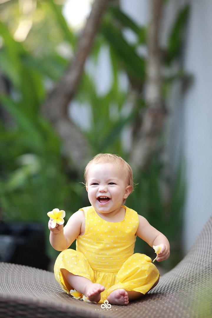 Salah satu tips memotret anak paling alami yang bisa menciptakan foto bagus  dan